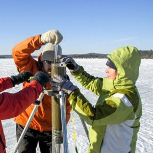 paleoecology ice
