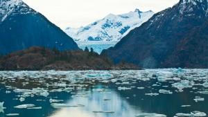 Alaska fjord
