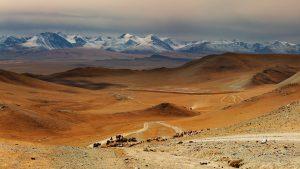 mongolia putnam