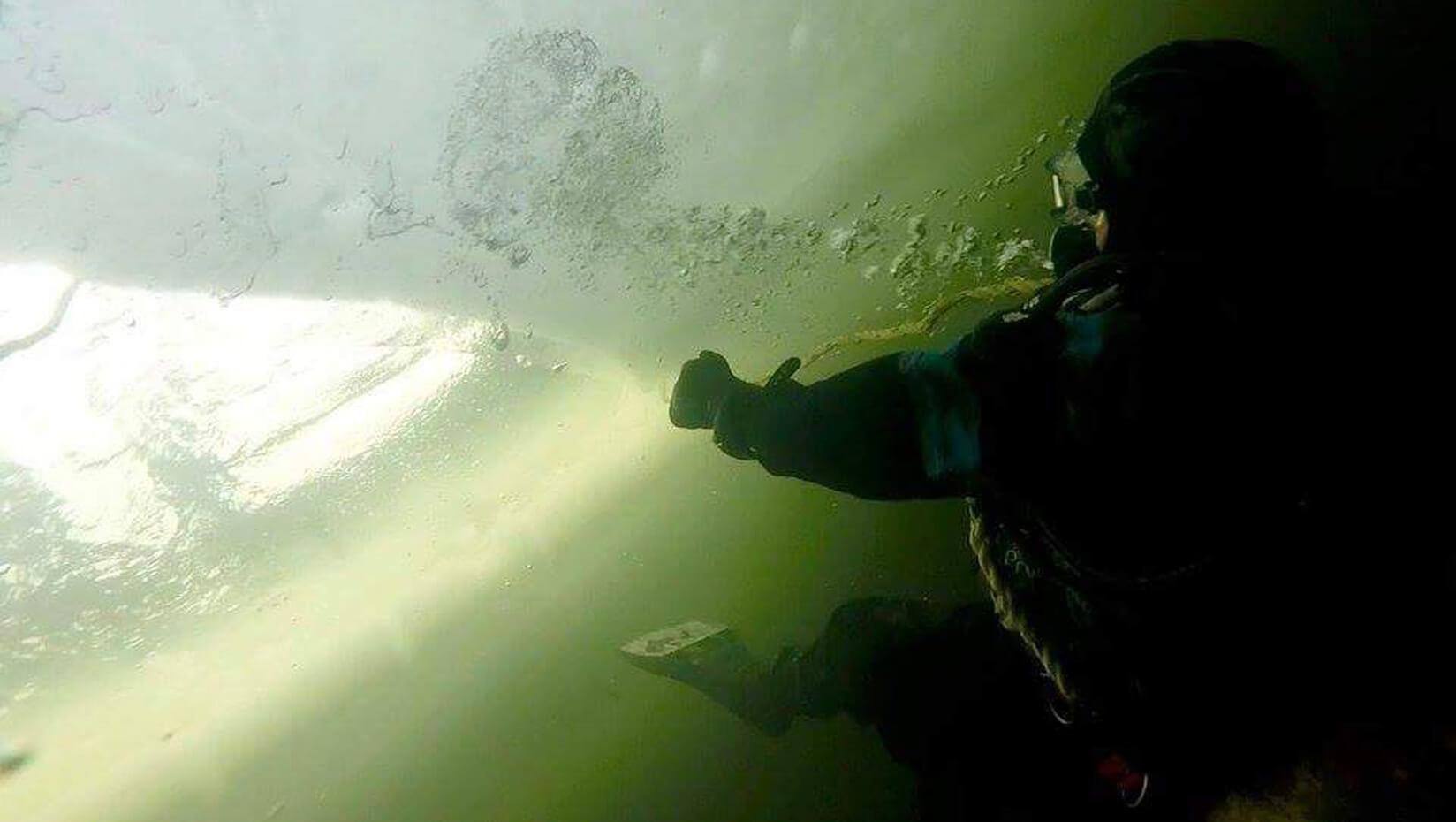 ice diver marine