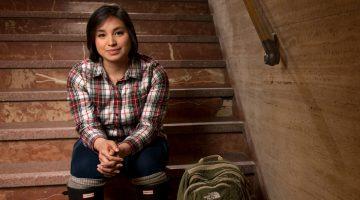 Victoria-Hernandez undergrad student
