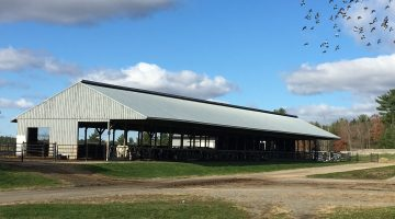 witter center dairy barn