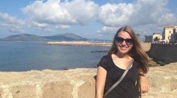 wilkins sfr student Alghero, Italy sunny allen travel award