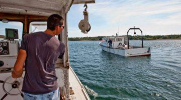 fishers marine ocean eastport boat stoll