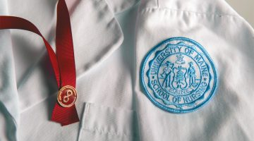nursing white coat
