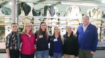 students northeast dairy challenge 2017