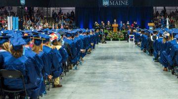 umaine graduation commencement