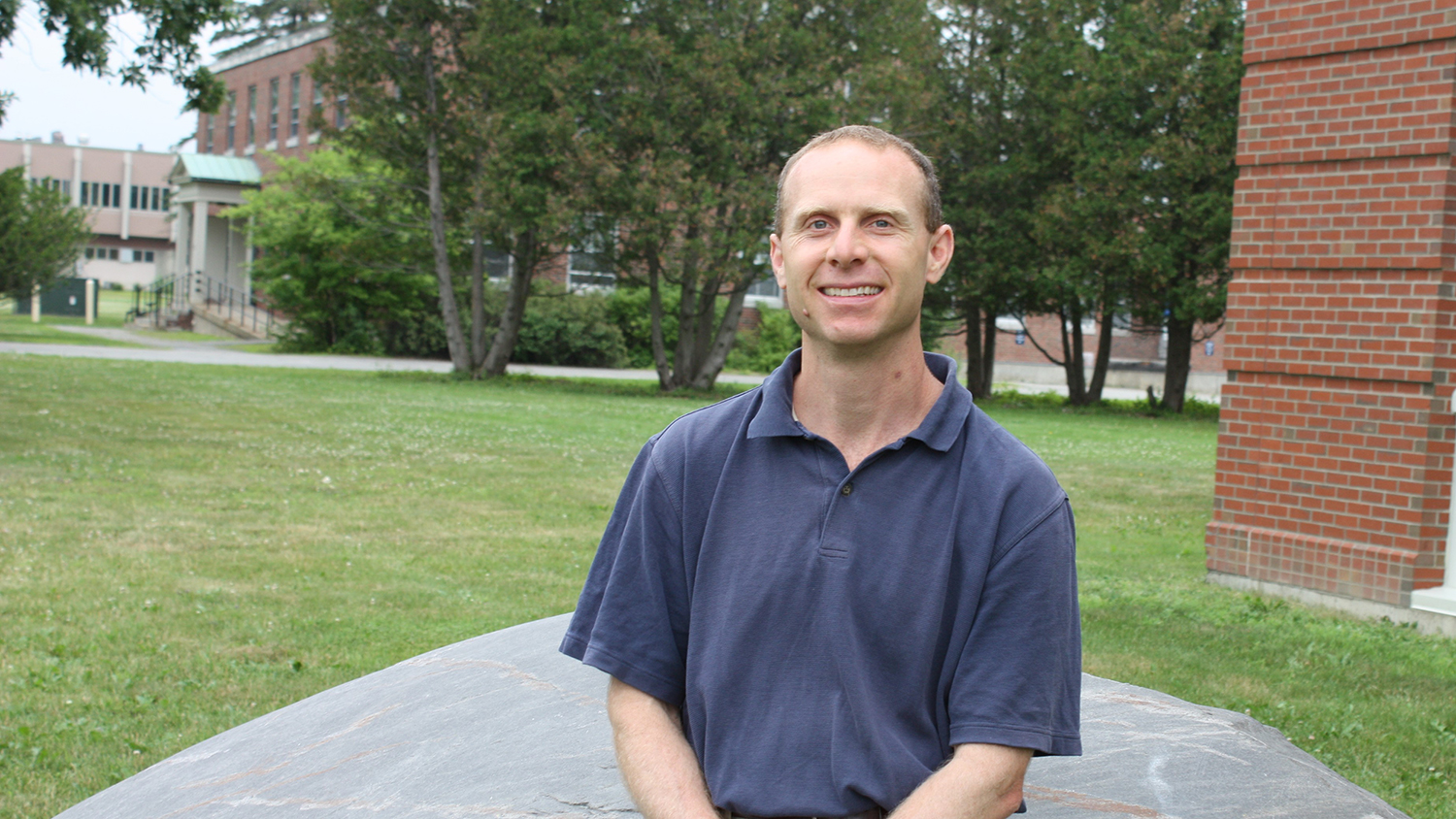 featured image for Gerbi named associate dean for research