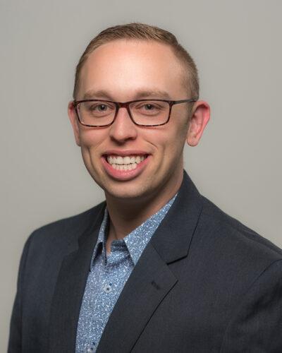 Portrait of Sean Sibley