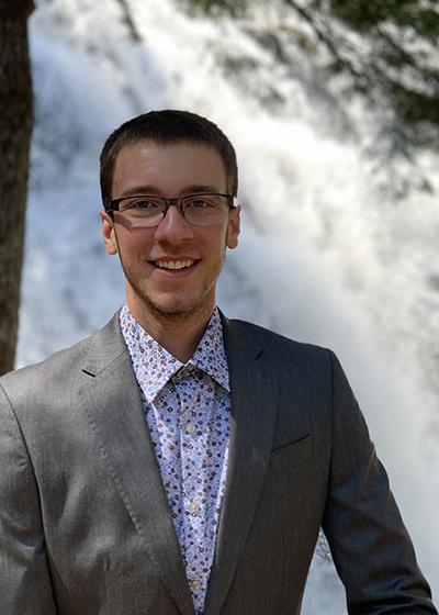 Portrait of Ryan LaGross